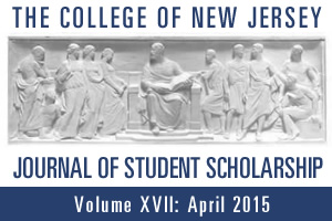Journal of Student Scholarship